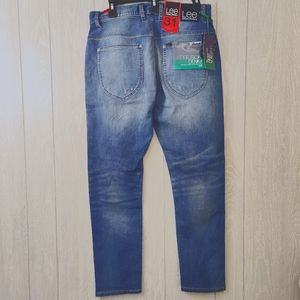 Lee Urban Riders JadeFusion Denim Slim Jeans